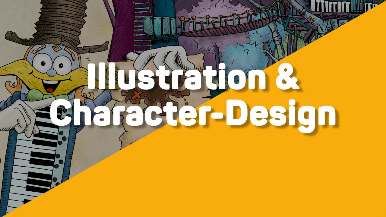 Illustration & Charakter-Design
