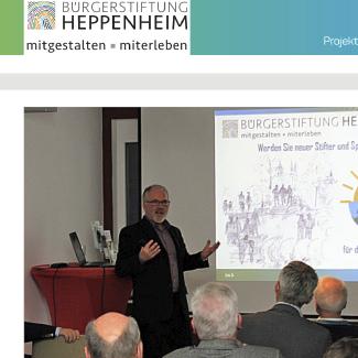 Buergerstiftung Heppenheim