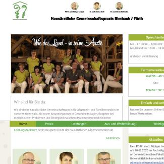 Allgemeinmedizin Rimbach Fürth
